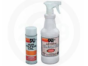 AIR FILTER CLEANER AND DEGREASER