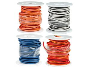 Factory Color Coded Wire Spool