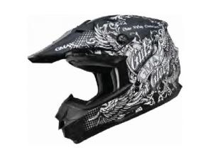 GM76X CONVICTION OFFROAD HELMET