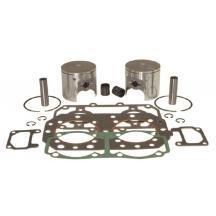 WSM Platinum Series Piston Kit 1.00mm Oversize to 82.00mm Bore 010-827-07PK