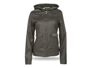 Waxed Ladies Jacket