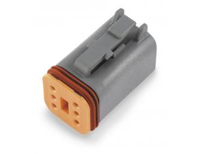 Deutsch Grey 4 Wire Plug