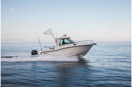 For Sale: 2018 Boston Whaler 285 Conquest Pilothouse 27ft<br/>M & P Yacht Centre At Coal Harbour