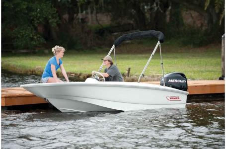 2018 Boston Whaler boat for sale, model of the boat is 130 Super Sport & Image # 4 of 4