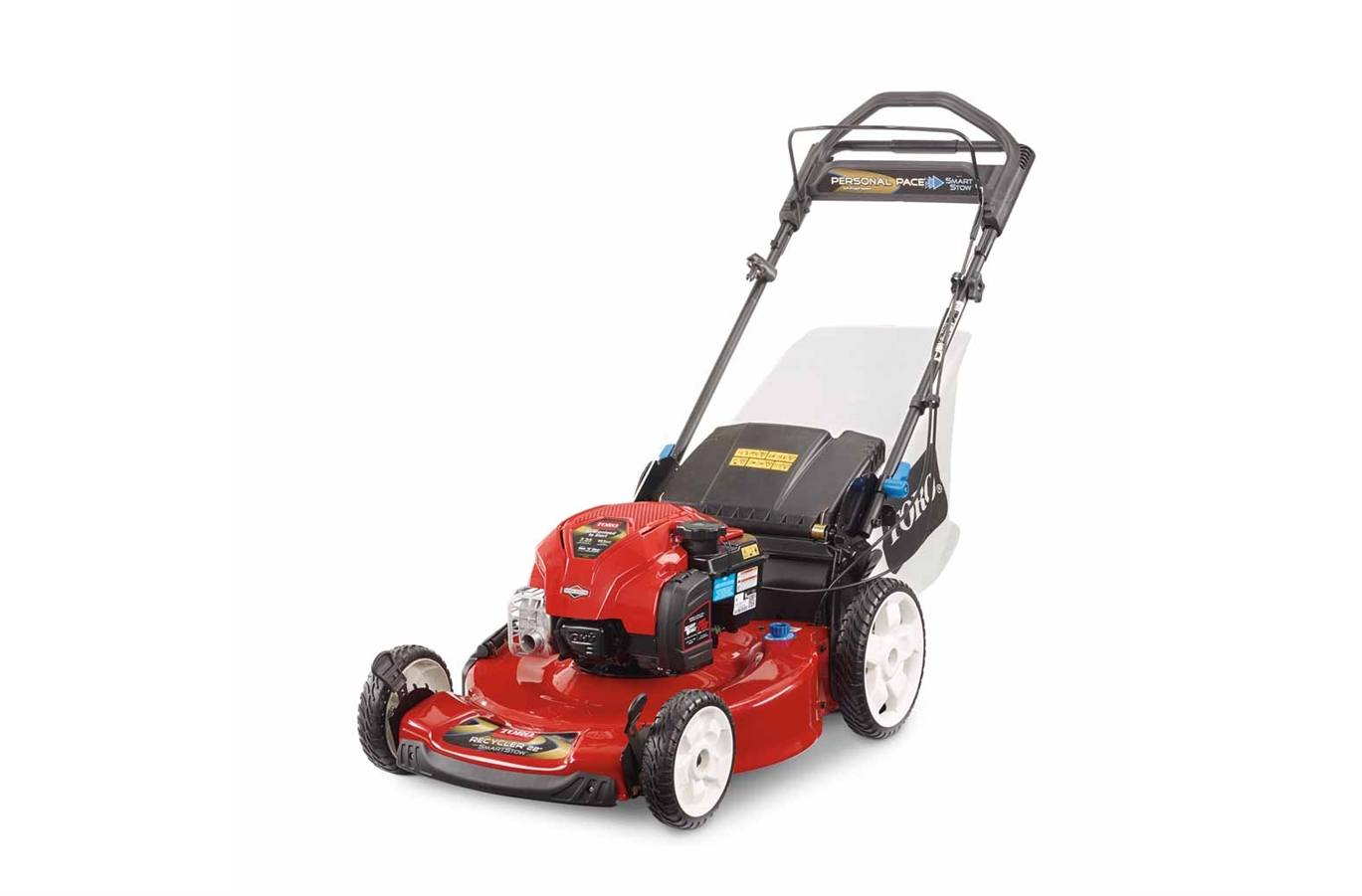 2018 Briggs & Stratton Mow N' Stow® Series Mow N' Stow for