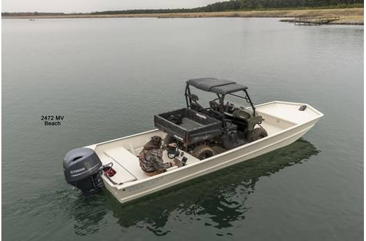 2018 SeaArk 2472 MV for sale in Ocala, FL | Millers Boating