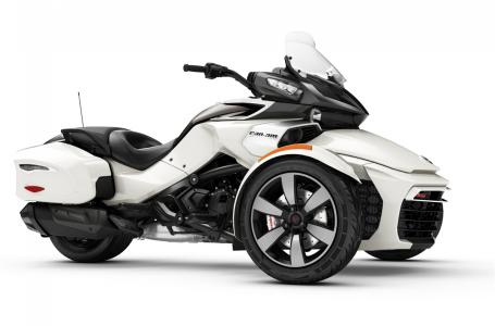 2018 Can-Am ATV Spyder F3-t Se6