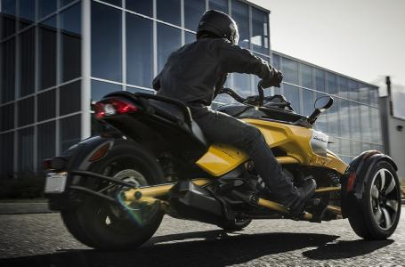 2018 Can-Am ATV Spyder® F3-s Sm6 Demo | 5 of 5