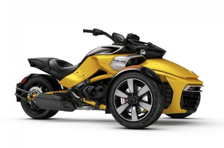 2018 Can-Am ATV Spyder® F3-s Sm6 Demo | 4 of 5