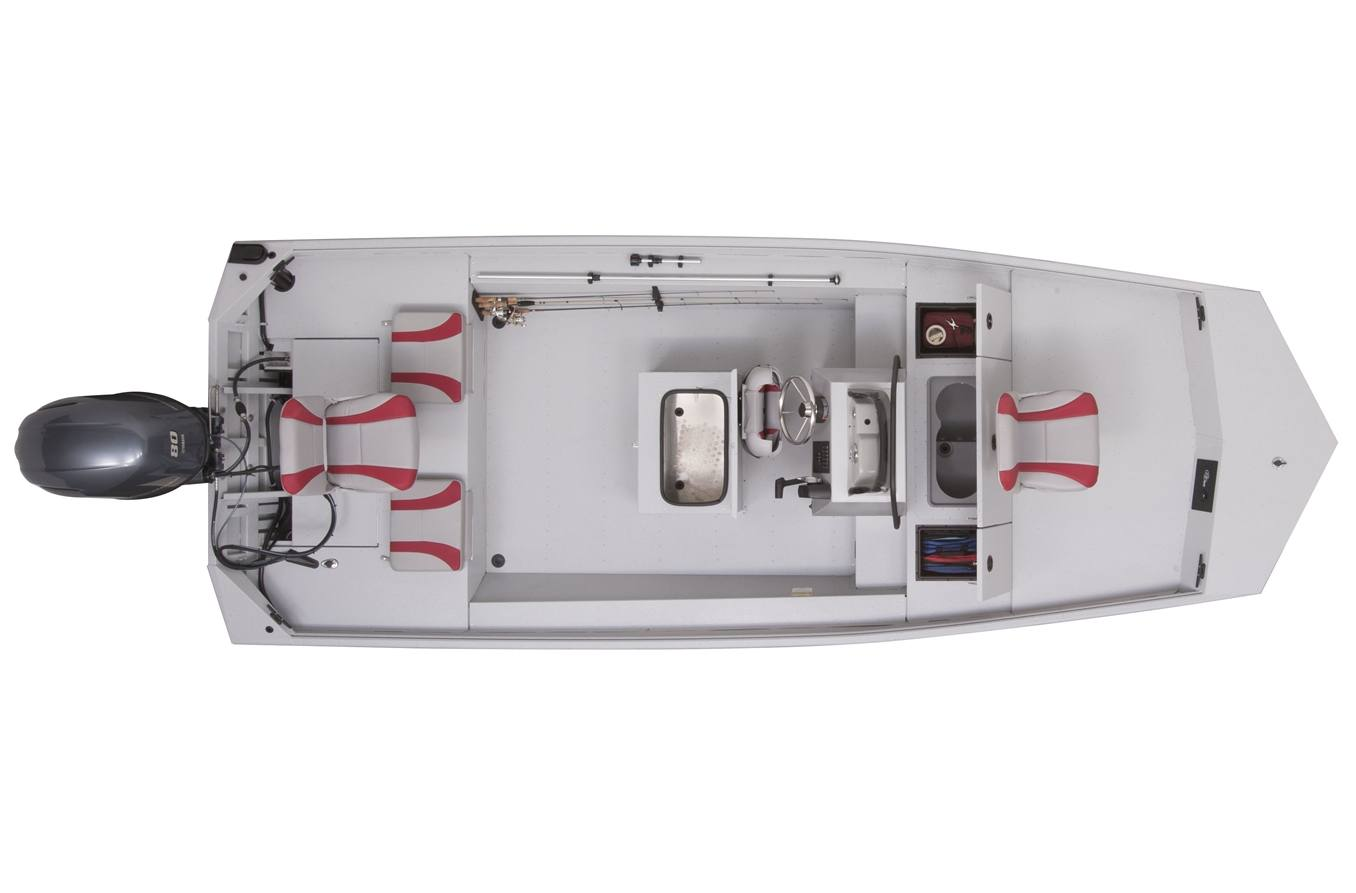 2018 G3 Gator Tough 18 CCJ DLX (Jet Tunnel Hull) for sale in Mahone