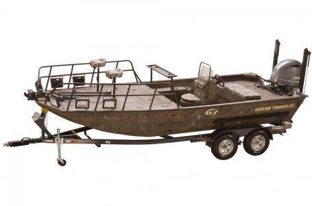 2018 G3 Boats boat for sale, model of the boat is Gator Tough 20 Bow Fish & Image # 7 of 9
