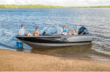 For Sale: 2018 Crestliner 1850 Sportfish Outboard 19ft<br/>Trudeau's Sea Ray - Spokane