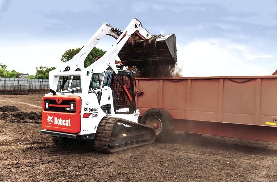 2018 Bobcat T740 for sale in Kenosha, WI  Highway C Service