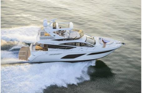 For Sale: 2018 Sea Ray L550 Fly 55ft<br/>M & P Yacht Centre At Coal Harbour