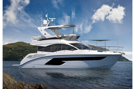 For Sale: 2018 Sea Ray Fly 520 52ft<br/>M & P Yacht Centre At Coal Harbour