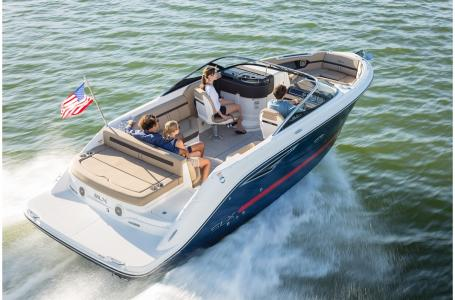 2018 Sea Ray boat for sale, model of the boat is SLX250 & Image # 5 of 6