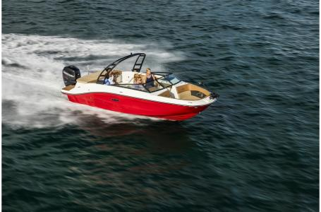 For Sale: 2018 Sea Ray Spx 230 Ob 23ft<br/>Hutchinson's Boat Works