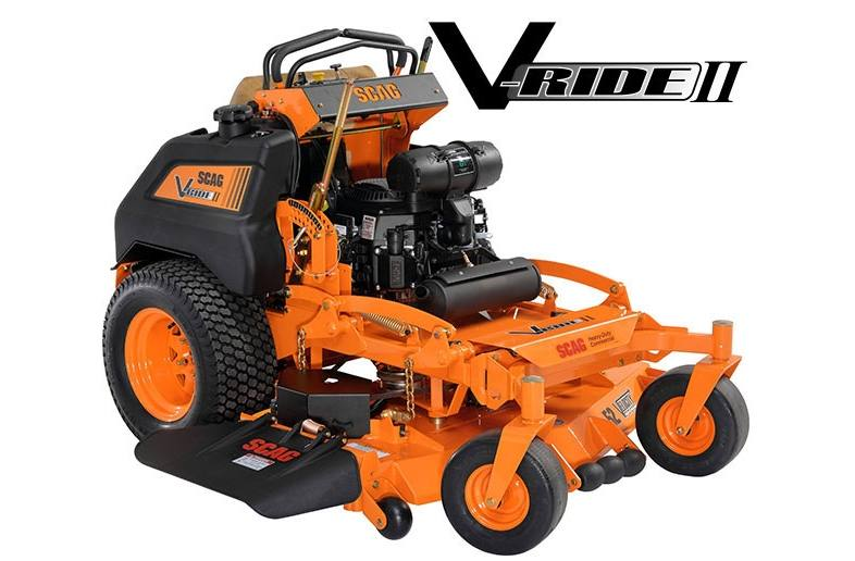 V-Ride II Stand On Mowers