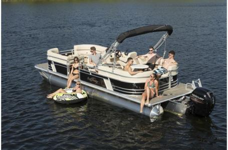 2018 SunChaser boat for sale, model of the boat is Geneva Cruise 20 LR DH & Image # 11 of 11