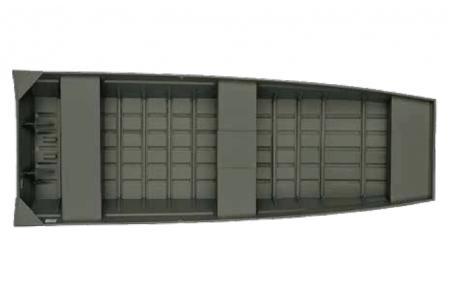 2018 Polar Kraft boat for sale, model of the boat is DKJ 1648 & Image # 1 of 1