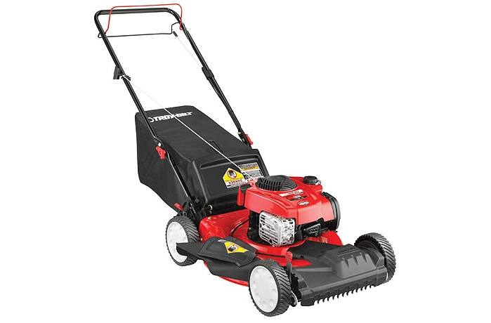 Item 2018 Troy Bilt Tb200 Self Propelled Mower With Front Wheel Drive 12a A2bu711 Locationid 26101