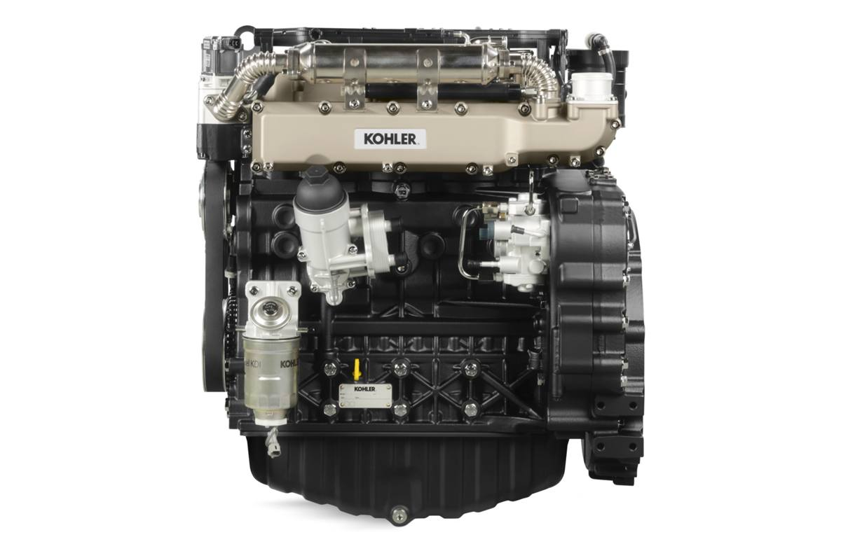 2018 Kohler Engine KDI3404TCR-SCR 122HP for sale in Gonzales