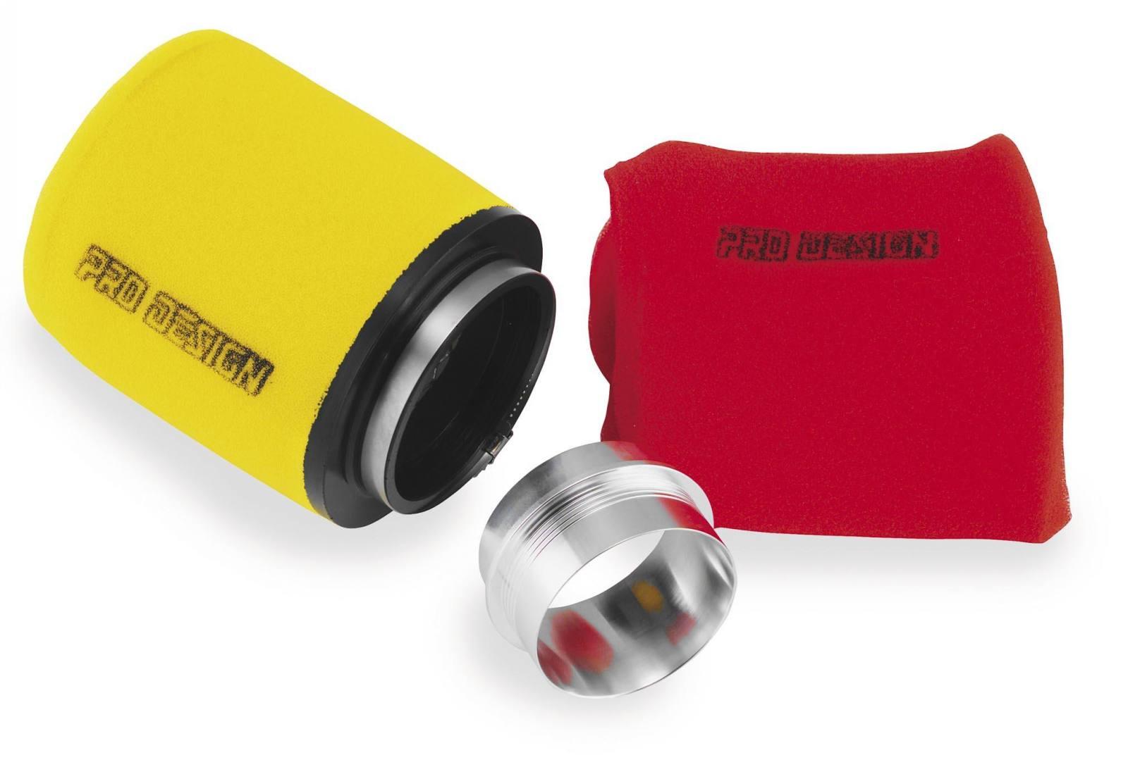 PRO DESIGN PRO FLOW FOAM AIR FILTER KIT PART# PD233 NEW Airbox Filter Kit PD-233