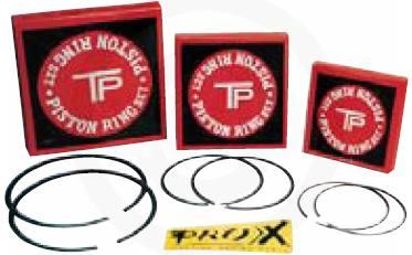 Piston Ring Set 80.50mm For 2001 Honda TRX350TE FourTrax Rancher ES~Pro X