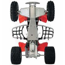 Full Frame Skid Plate Honda TRX250 Recon /& TRX250EX