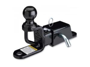 Receiver Hitch with Ball Mount