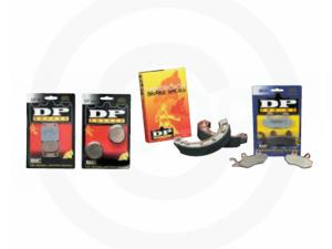 DP BRAKE PADS & SHOES