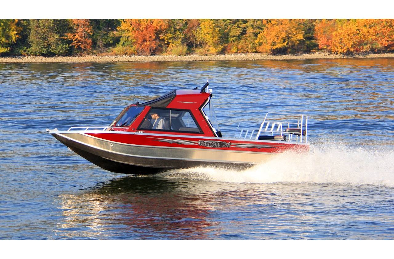 2018 Thunder Jet Skeena Classic For Sale In Grande Prairie Ab Boat Engine Wiring Harness Previous