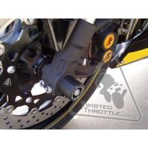 R/&G Racing FP0095BK Front Axle Slider