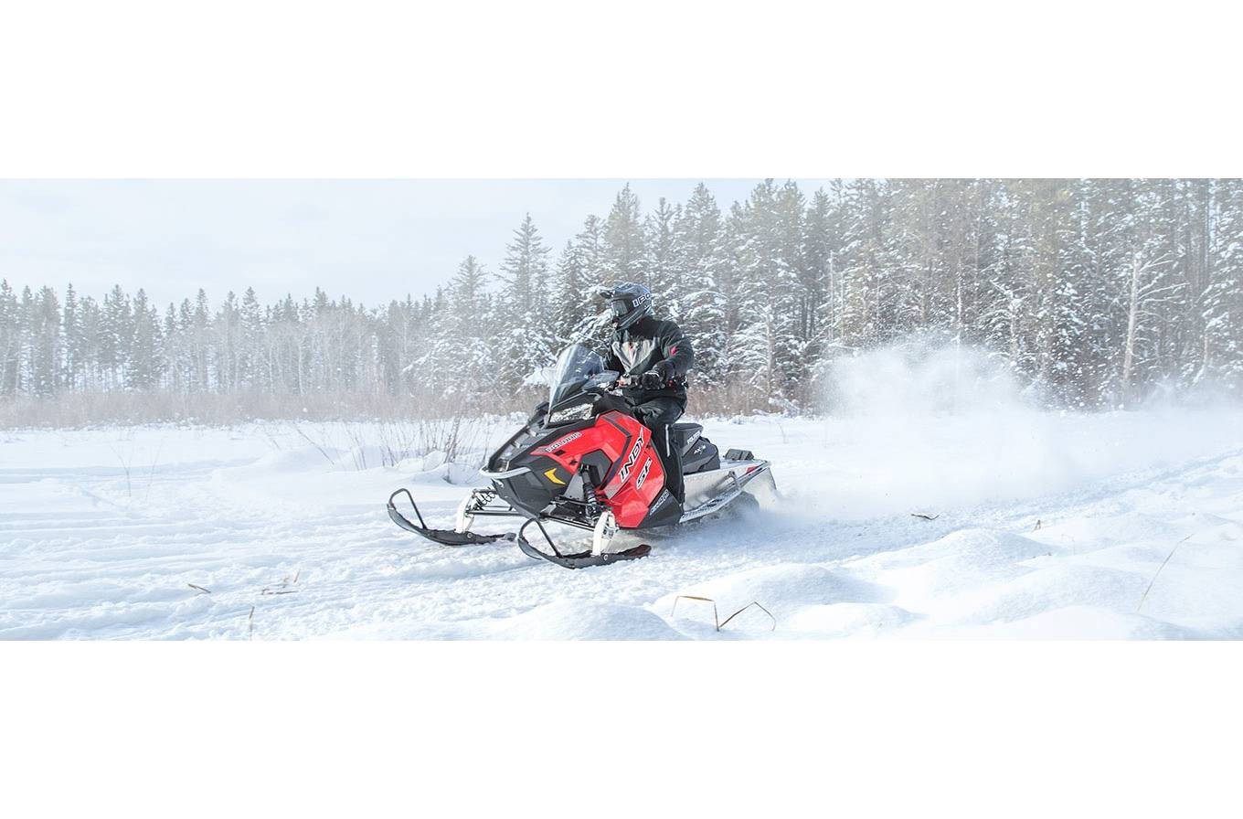 2019 Polaris Industries 600 INDY® SP 129 for sale in Jackman, ME ...