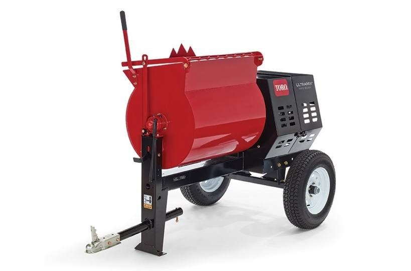 Toro MMX-650E-S UltraMix™ Mortar Mixer for sale in Wasilla