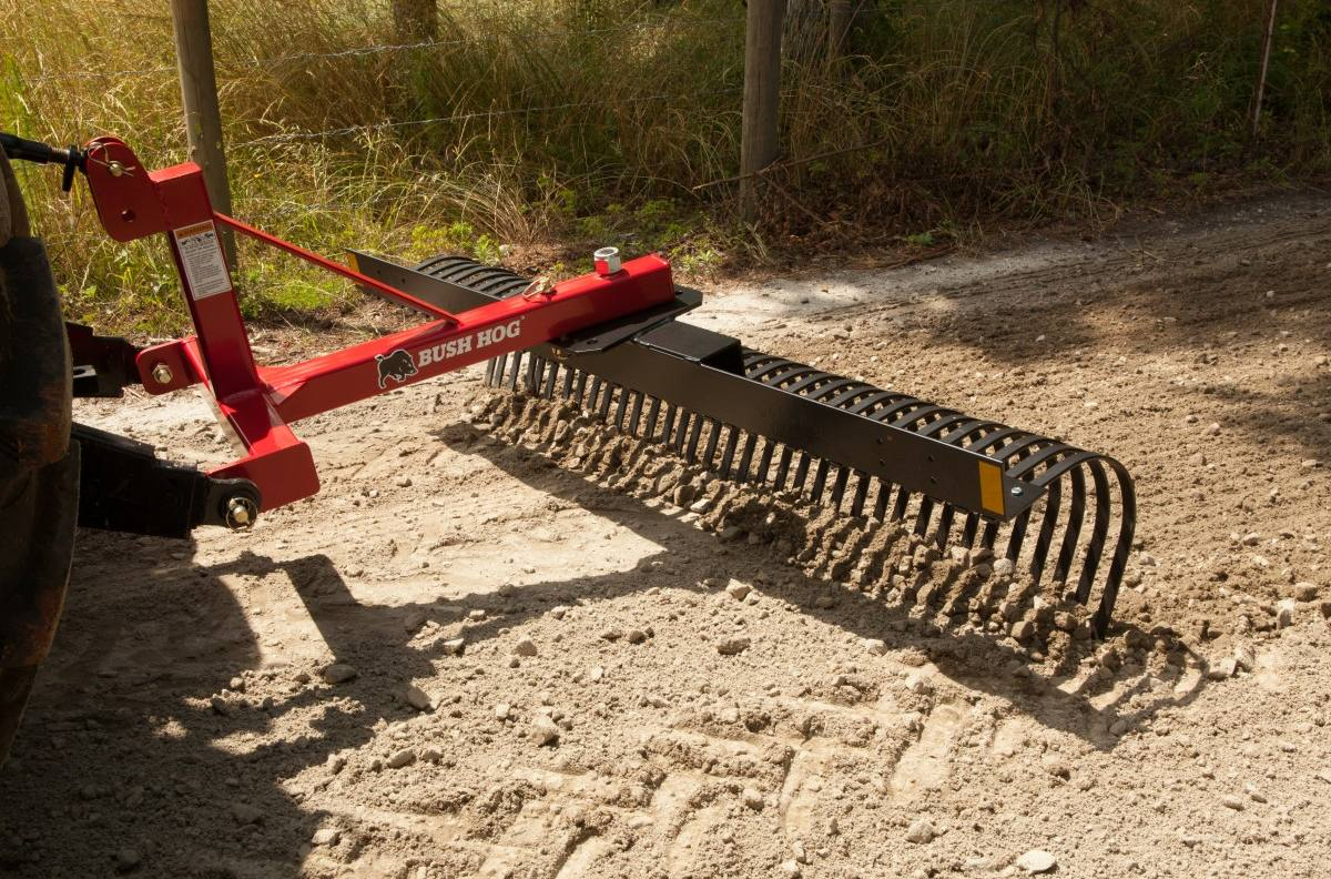 New Bush Hog Models For Sale Henderson Implement Co Columbia Mo Wire Harness 2018 Landscape Rakes Terra
