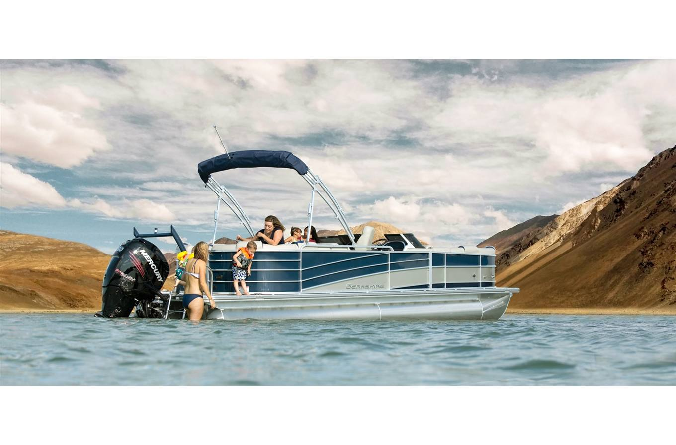 2018 Berkshire Pontoons Sts Series 23cl4g 275 For Sale In West Pontoon Boat Wiring Harness Previous