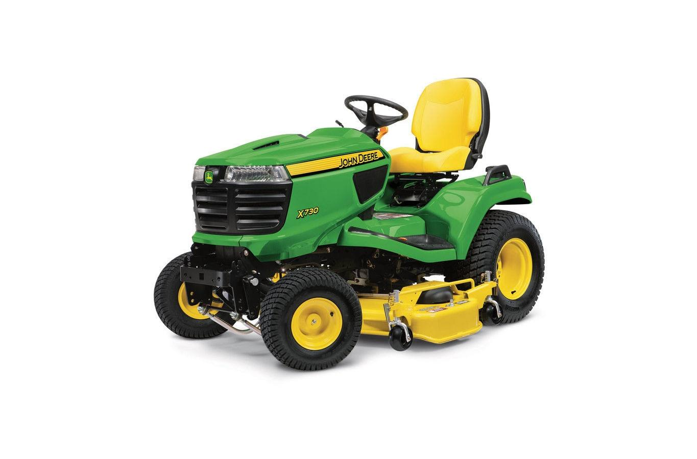 2018 John Deere X730 For Sale In London Oh Jd Equipment Inc Walk Behind Mower Wiring Diagram
