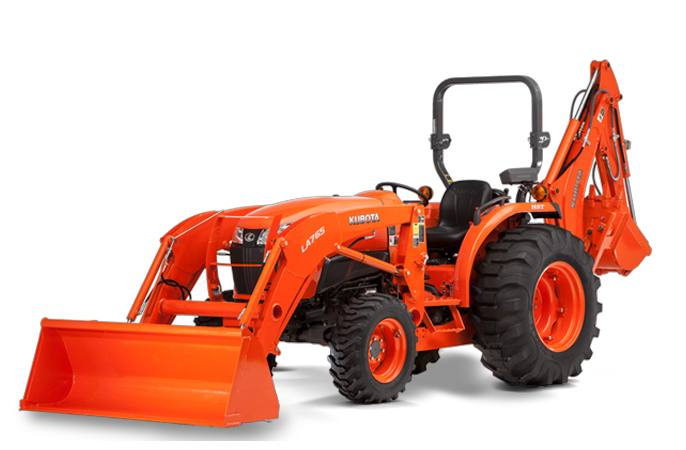 2018 Kubota L4701 HST 4WD for sale in Norton, NB  Hall Bros