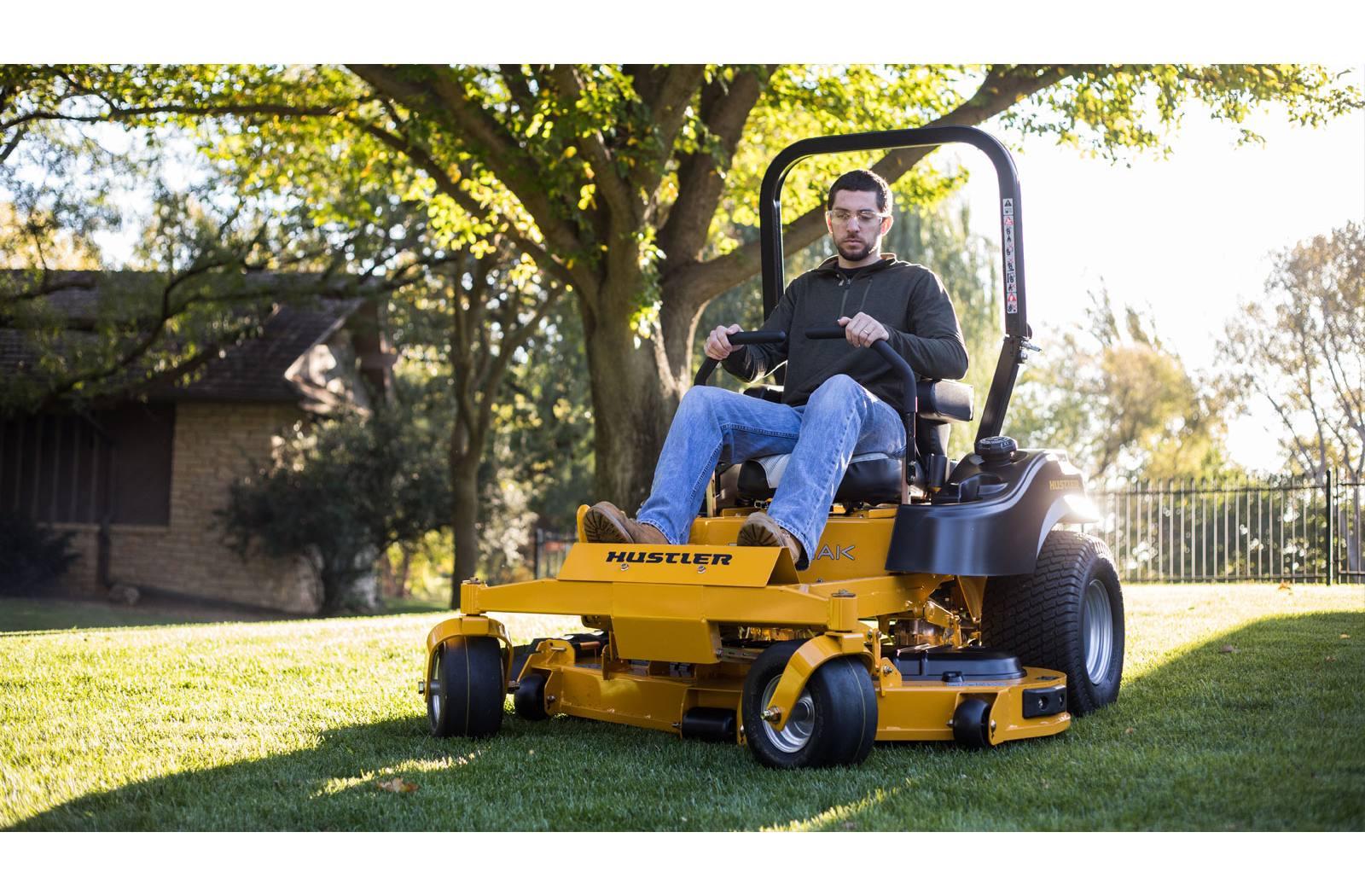 Apologise, hustler fastrak lawn tractors consider