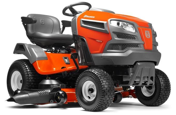 2018 Husqvarna Fast Tractor™ YTA24V48 (960 43 02-14)