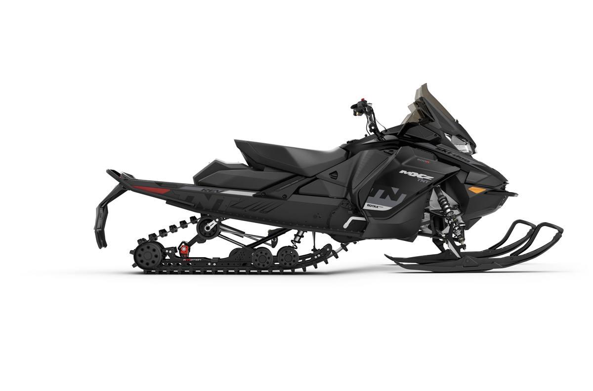 2019 Ski-Doo MXZ TNT 600R E-TEC Black