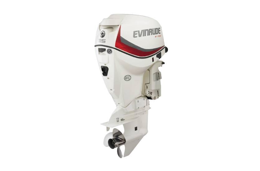 2018 Evinrude 115 HP - E115DCX White for sale in Huntington