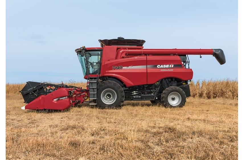 Axial-Flow 7140