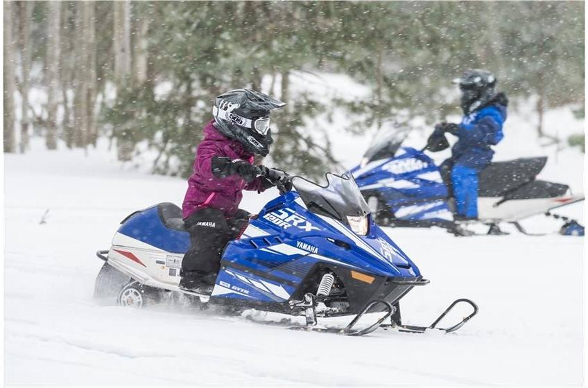 New Yamaha Snowmobile For Sale in Fairbanks, AK | Alaska Fun