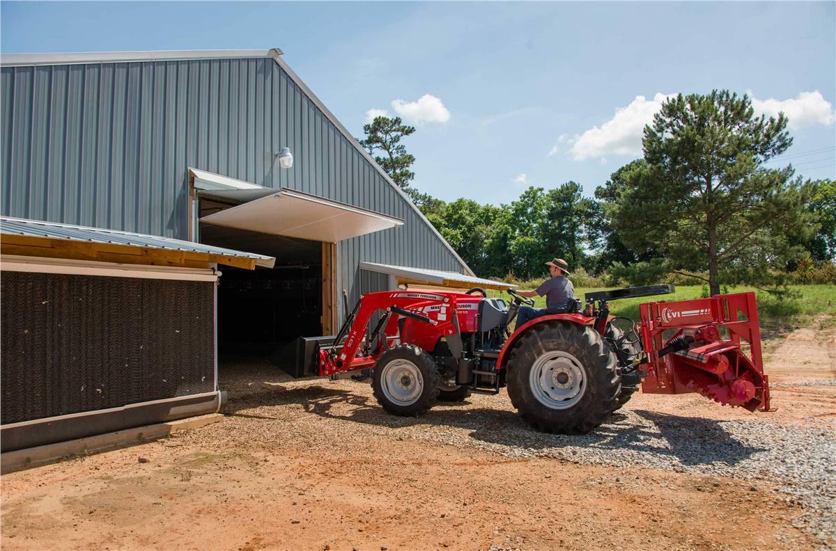 2018 Massey Ferguson 4610LP for sale in Rural Retreat, VA