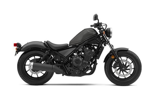 2019 Honda Rebel 500 ABS