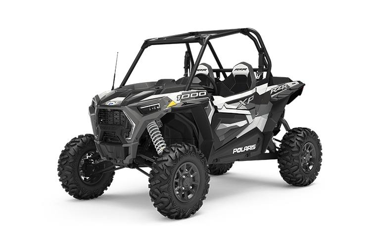 RZR XP® 1000 Ride Command - White Pearl
