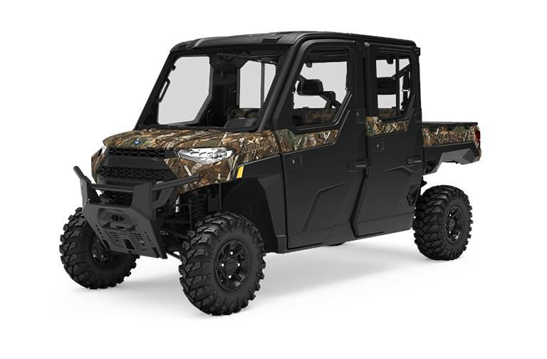 2019 Polaris Industries RANGER CREW® XP 1000 NorthStar Ride Command® -Camo