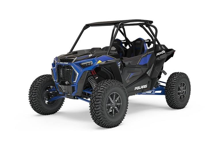 RZR XP® Turbo S - Polaris Blue